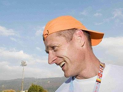 Der Rankweiler Klaus Bodenmüller (r.) war zweimal im Olympiaeinsatz.
