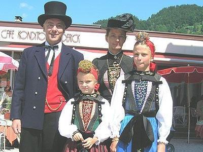 Die erste Montafoner Trachtenbörse findet in Vandans statt.