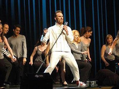 """Freitag und am Samstag rockt es bei """"Smokey Joe's Cafe"""" in der Kulturbühne."""
