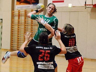 Lustenauer Handballdamen wollen weiterhin hoch hinaus.