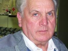 Museumsleiter Ernst Schwarz.