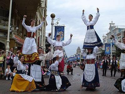 Musik und Tanz aus Spanien