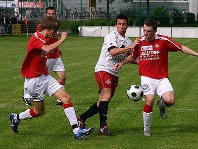 RW Rankweil will in der Westliga bleiben.