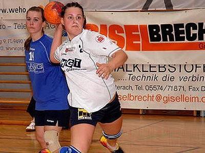 Sandra Ströhle ist ÖHB-Nationalspielerin.