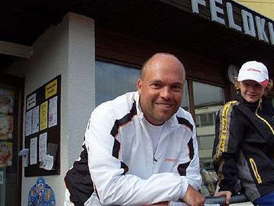 Turnierleiter Thomas Tunner vom TeamTennisVision.