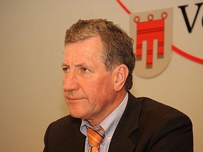 Umweltlandesrat Erich Schwärzler