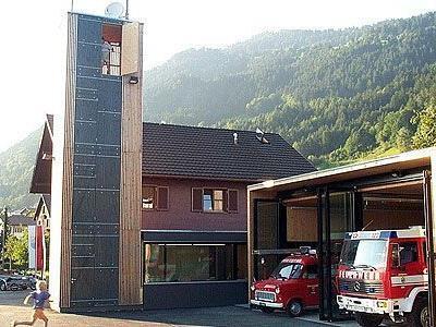 Feuerwehrhaus Düns