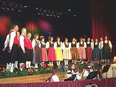 Lustenauer Trachtengruppe