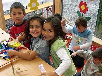 Neue Kindergärten in Bregenz