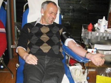 Rund 7500 Liter Blut spenden die Vorarlberger alljährlich