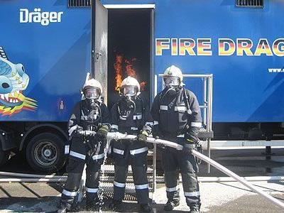 Sicherheitstage der Feuerwehr Klaus
