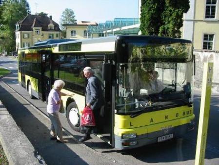 Ab Dezember wird die Landbuslinie 70 von Klaus nach Schaan in Betrieb genommen.