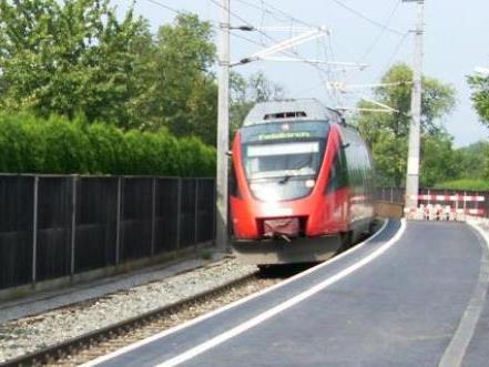 Liechtenstein beteiligt sich an den Planungskosten für den Bau der S-Bahn Feldkirch Buchs.