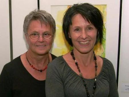 Renate Köll und Tochter Sabine Roithmeir