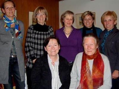 Der Frauenbund Bezau (Vorstandsmitglieder)