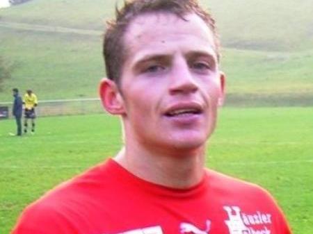 Goalgetter Heli Hafner erzielte gegen Rätia Bludenz zwei Treffer.