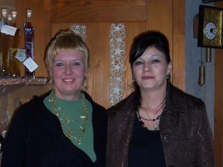 Margit Ritter und Claudia Sabljak