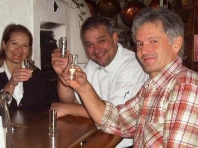 "Peter Ritter feiert am kommenden Wochenende das fünf-jährige Jubiläum der ""Ur-Alp""."