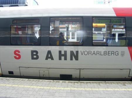 """""""S BAHN Vorarlberg"""" wurde zu einem Synonym für Umweltfreundliche Mobilität."""