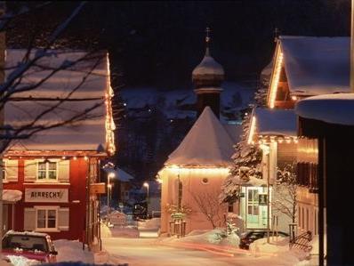 Bereits zum zehnten Mal findet in Dalaas die Dorfweihnacht statt.