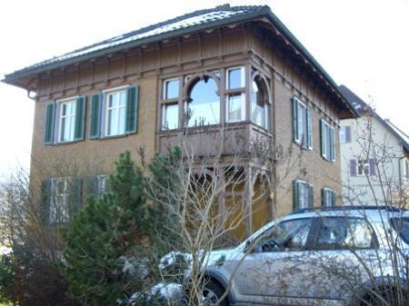 Das Frühmesserhaus mitten im Dorfzentrum