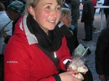 Der Klostertaler Weihnachtsmarkt fand heuer in Klösterle statt.
