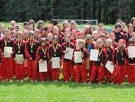 Kinder- und Jugendarbeit ist dem Turnverein Göfis ein besonderes Anliegen.
