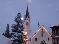 Kirche in Schwarzenberg