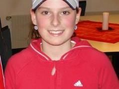 Kiristina Ruppitsch belegte Platz zwei.