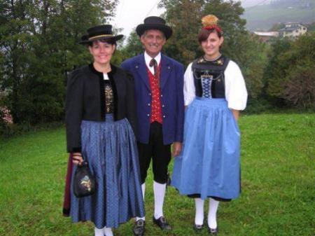Klostertaler Tracht