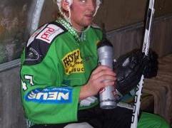 Kristoffer Bäckström spielt nicht mehr für den EHC Bregenzerwald.