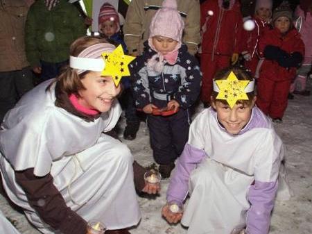 Lichterfest in Bludesch