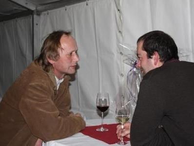 Anton Geser und Markus Berchtold