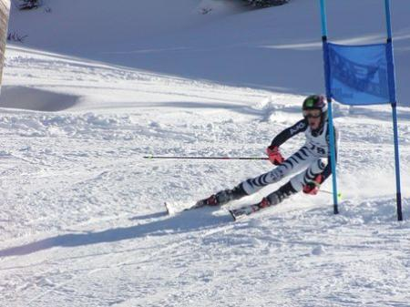 Hannes Fritz ist der amtierende Schülermeister des Skiclubs.