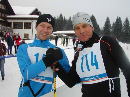 Winter-Duathlon am Dreikönigstag
