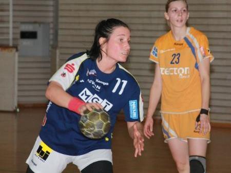 Adrienn Öri führt in der Torschützenliste.