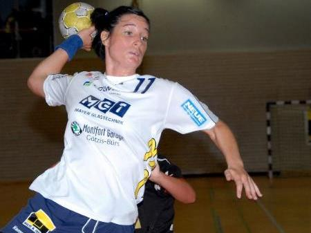Adrienn Öri ist beste Torschützin der Bundesliga.