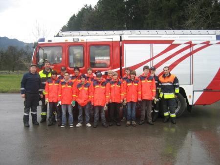 Archivbild Feuerwehr Rieden