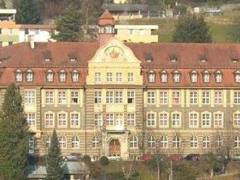 Das Institut St. Josef ist ein Wahrzeichen von Feldkirch.
