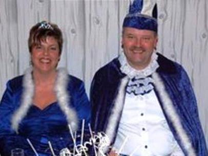 Das Prinzenpaar von Sulzberg