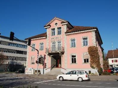 Archivbild: Gemeindeamt Höchst