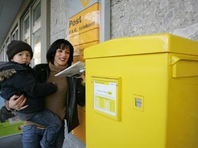 Archivbild: Postamt