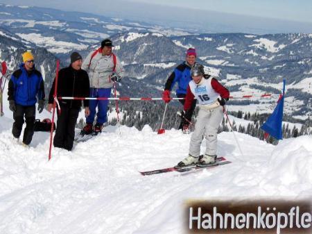 Marathon auf Ski
