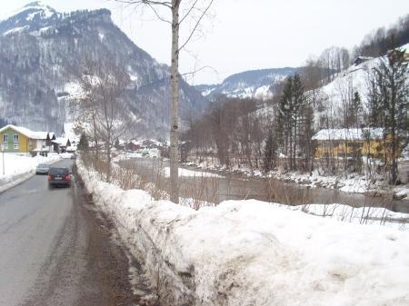 Verkehrsanbindung Mellau - Damüls