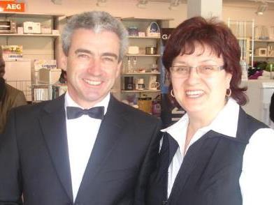 Walter und Ruth Stecher