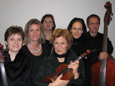 """Das Ensemble """"Viola Voce"""" gastiert in Nüziders und Bludenz."""