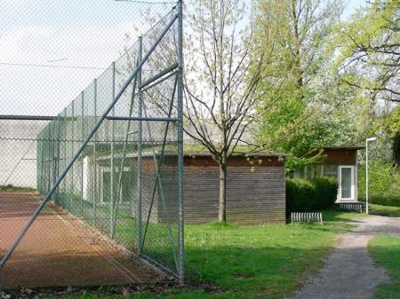 Das ehemaliger Schöller-Clubheim.