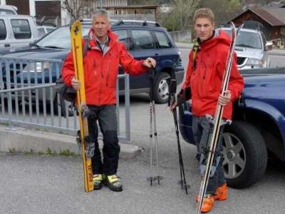 Die Bergretter der Ortsstelle Schruns-Tschagguns waren am Freitag Vormittag einsatzbereit.