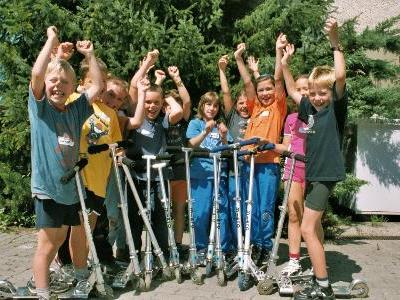 Ein tolles Angebot gibt es auch in den Sommerferien für Bludenzer Kinder.