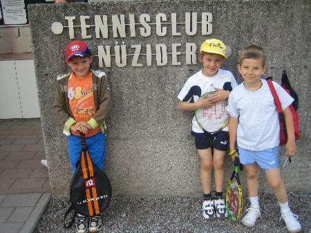 Tag der offenen Tür beim Tennisclub Nüziders